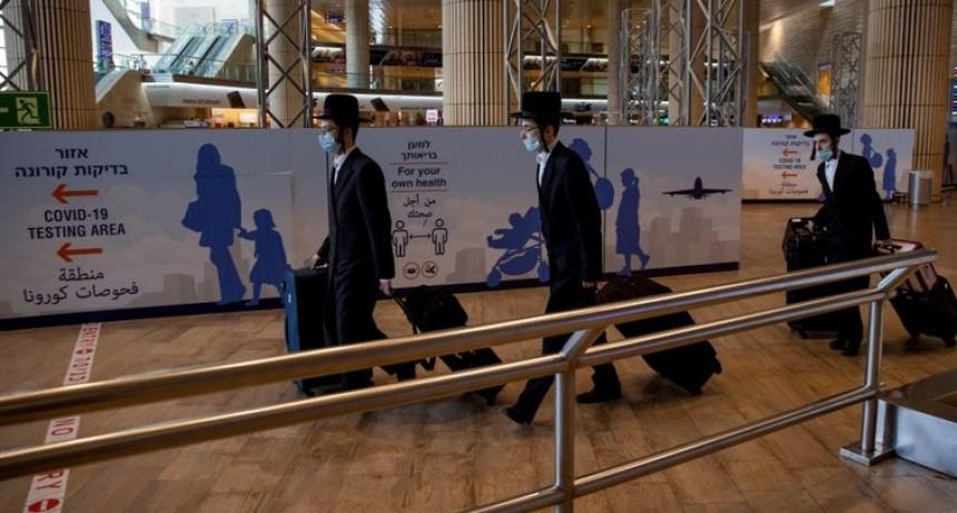 Apertura en Israel