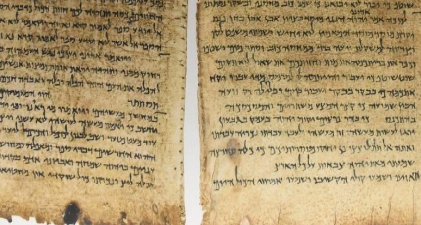 Rollos del mar Muerto: revelan parte del misterio de los milenarios manuscritos