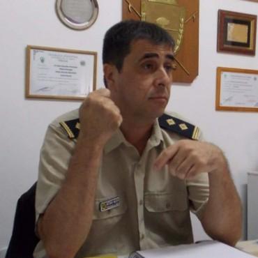 Se suicidó el ex Jefe de la Seccional Tercera, Héctor Melchor