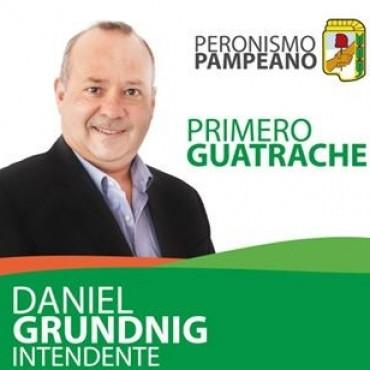 Grunding: Anuncio de Precandidatos Locales