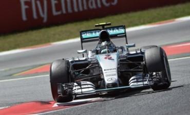 De punta a punta: Rosberg estuvo impasable y ganó en España