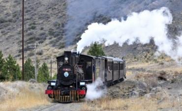 La Trochita festejará los 70 años de su llegada a Esquel