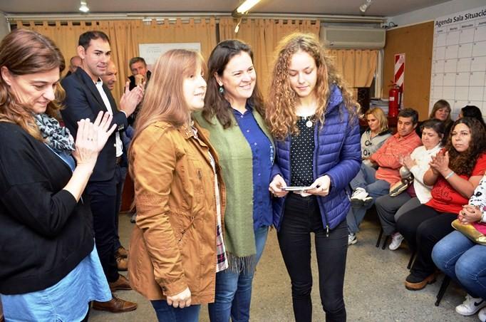 Entregaron once nuevas pensiones provinciales
