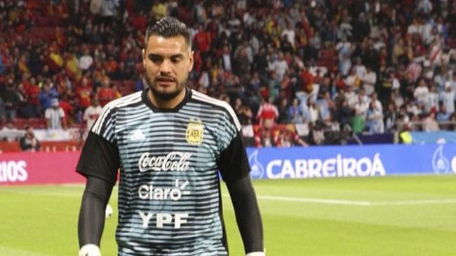 Romero se lesionó y Guzmán lo reemplaza en la lista para el mundial