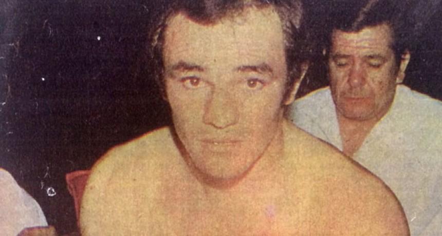 Último adiós a Campanino, leyenda del boxeo pampeano