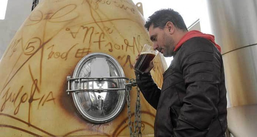 Nuevo Origen, una cerveza bien pampeana