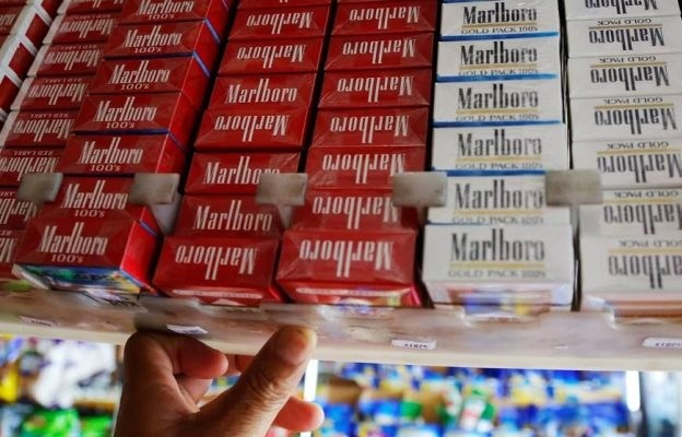 Massalin aumentó el precio de sus cigarrillos