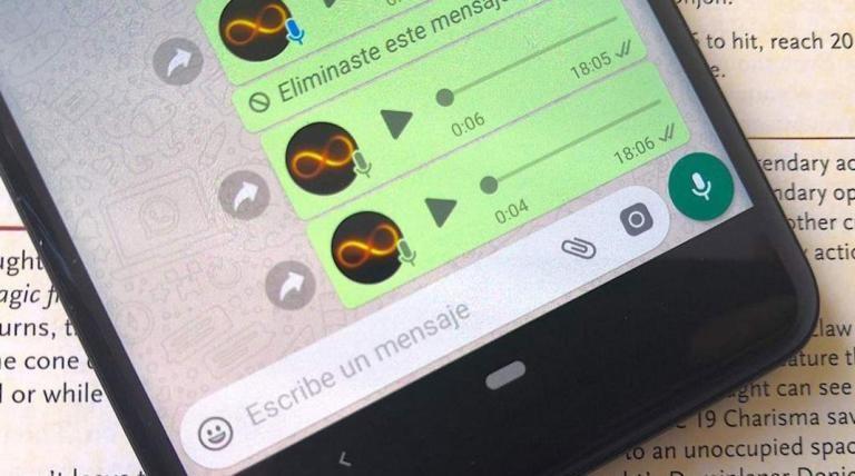 Llega a WhatsApp, para Android