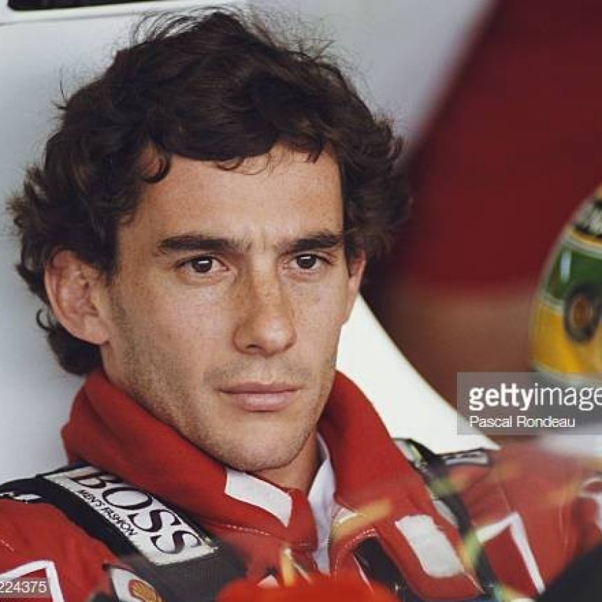 A 25 años de la muerte de Senna