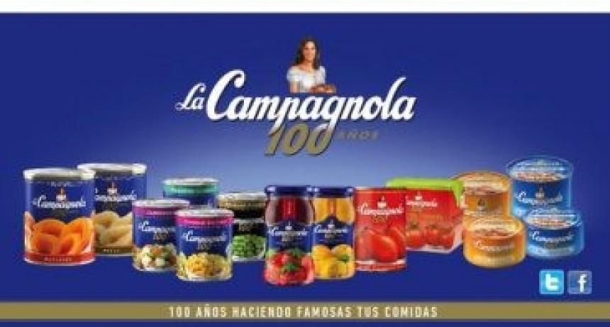 La marca La Campagnola, de Arcor, cerró su planta en la provincia de Mendoza