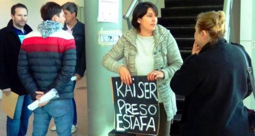 El TIP confirmó la condena a Kaiser por las estafas con las casas