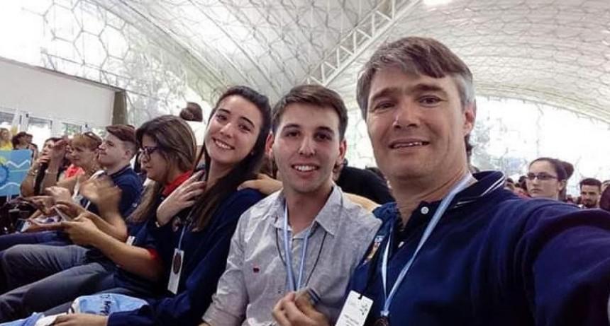 Estudiantes pampeanos viajarán a Feria de Ciencias en EEUU