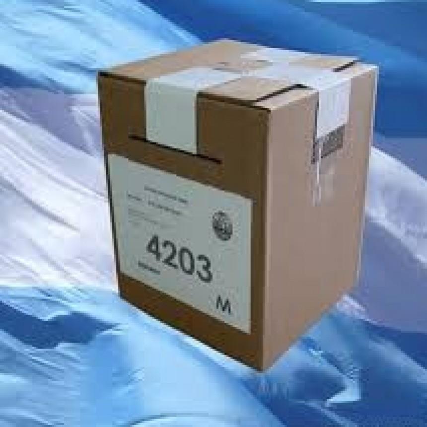 La Pampa elecciones generales para el 19 de mayo.