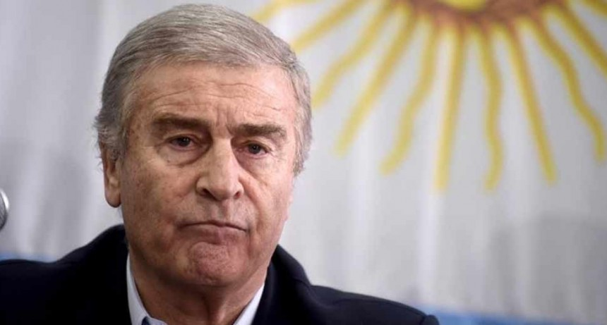 Aguad dijo que el ARA San Juan se hundió por falta de entrenamiento de los submarinistas
