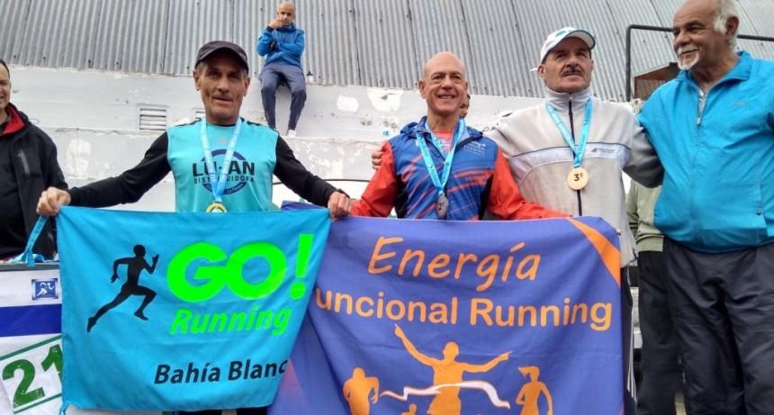 El día sábado 25 de mayo, en conmemoración al día de la patria, se celebró el segundo campeonato provincial de 21 kilómetros en la ciudad de Bahía Blanca.