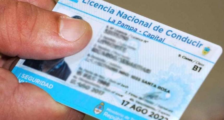 Se retoma la atención para actualizar las licencias de conducir