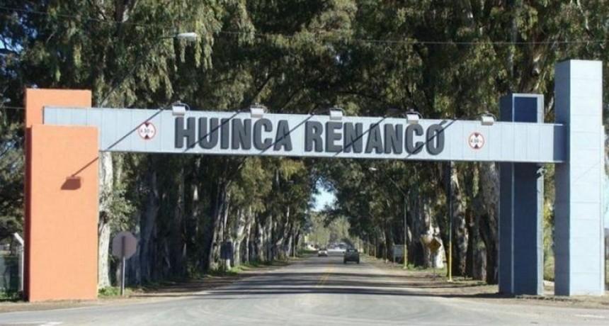 Huinca Renancó celebra una flexibilización con La Pampa