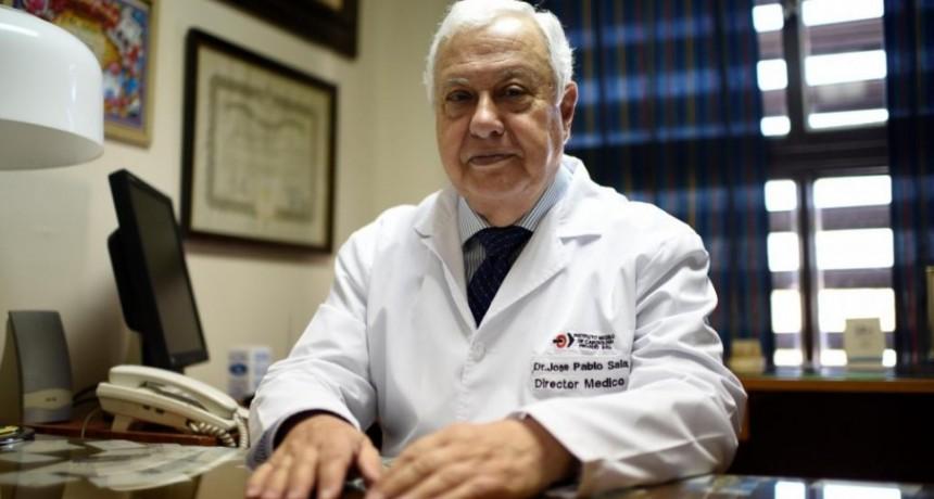 Otro médico cordobés criticó la extensión de la cuarentena