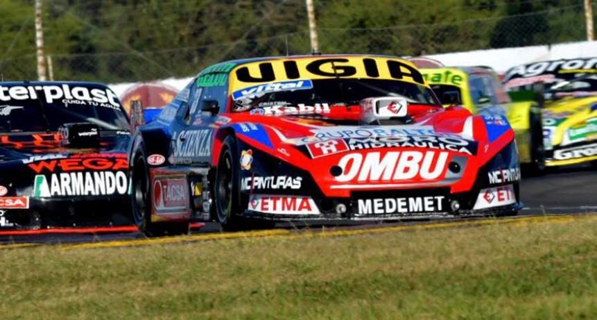 Impresionante victoria de Benvenuti en Paraná
