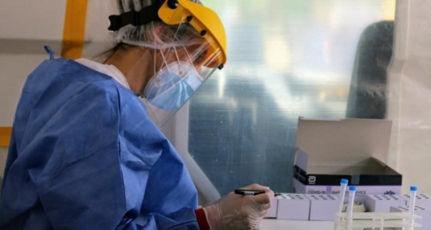 COVID-19: 597 nuevos diagnósticos positivos y 5 fallecidos en La Pampa