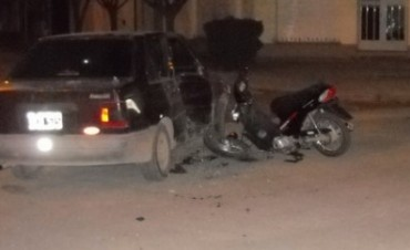 NUEVO ACCIDENTE CON MOTO EN GUATRACHE