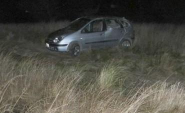 CURIOSO ACCIDENTE EN RUTA 35 DEJA UN MUERTO