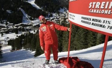 Michael Schumacher salió del coma y continuará con