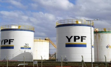 YPF obtuvo en Chubut la más elevada producción en 34 años