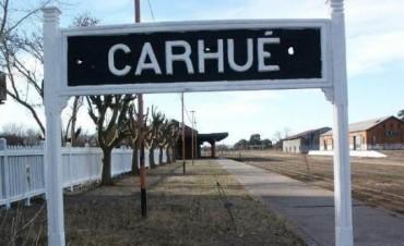 Carhue marcha por la muerte de candela