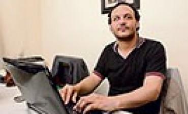 Iván Poggio, ciego y abogado eficiente