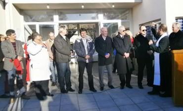 Inauguraron remodelaciones en centros de salud