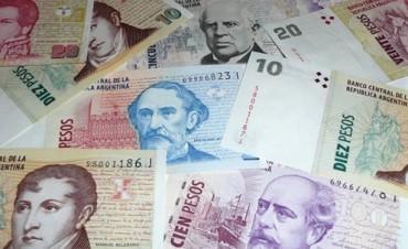 Encontró un millón de pesos y lo devolvió