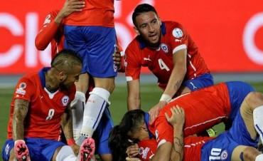 Chile ganó el duelo y es semifinalista
