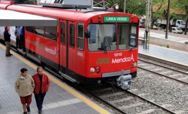 Ruta del vino, Mendoza en tren