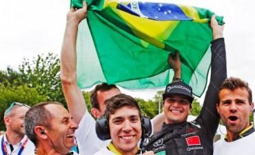 Nelson Piquet Jr. se consagró campeón mundial de Fórmula E
