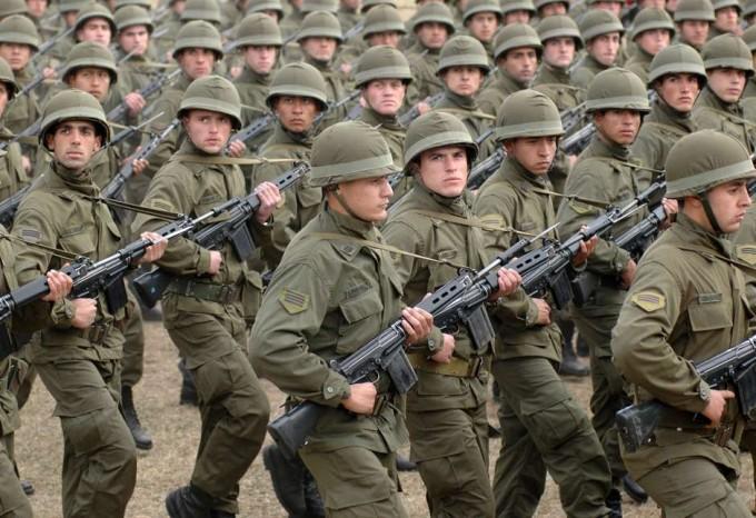 3 de Junio Día del Soldado Argentino