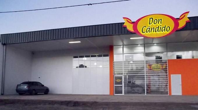 """Nuevo Centro de Distribución de """"Don Cándido SRL"""""""