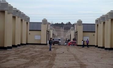 Nación paga 80 millones para casas en la provincia