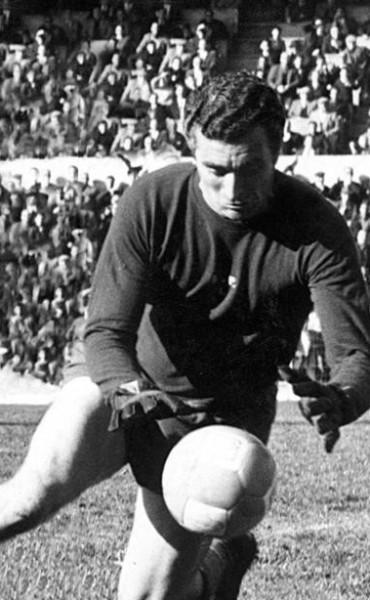 Amadeo Carrizo cumple 90 años