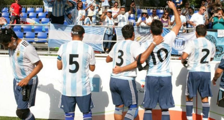 Mundial de Fútbol Para Ciegos