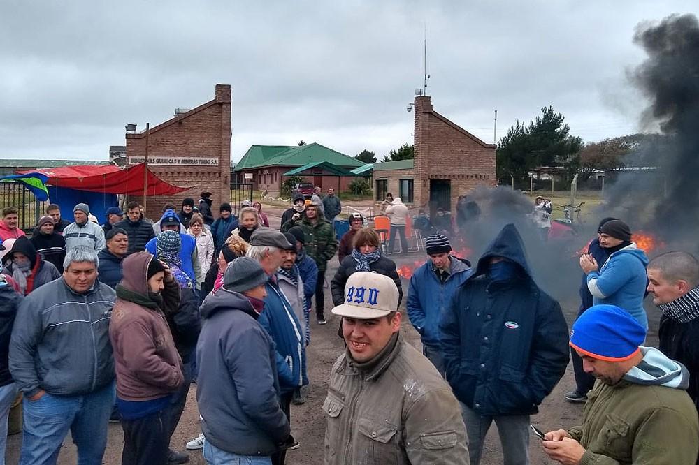 Timbó: Trabajo dictó la conciliación obligatoria