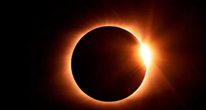 El eclipse solar se verá en Santa Rosa