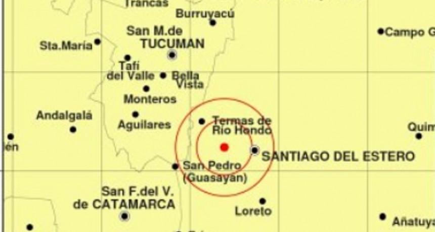 Un fuerte temblor sorprendió a una provincia argentina