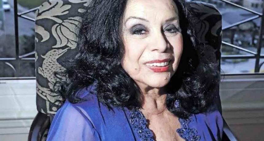 A los 83 años murió Isabel 'Coca' Sarli