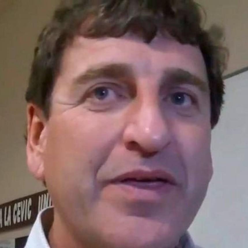 Murió el Alpachirense Roberto Alvarez rector del Instituto Visión Tecnológica