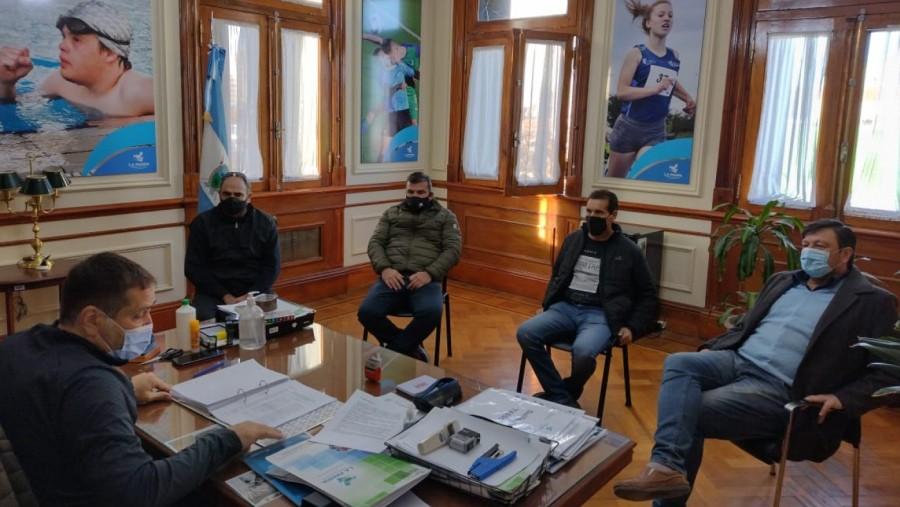El Gobierno provincial y las ligas trabajan para la vuelta del fútbol