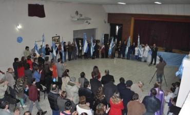 Felipe Sola celebro el día de la Independencia