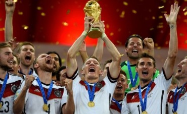 Alemania se quedo con el mundial
