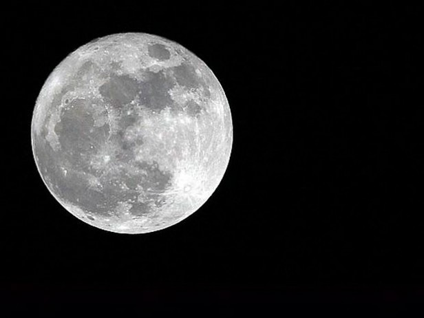 El fenómeno se debe a calendario lunar