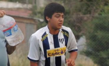 Falleció un futbolista de 15 años